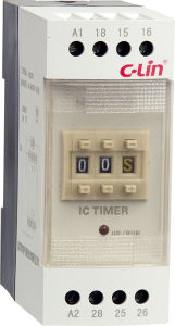 Timer Relay (HHS17P) pictures & photos