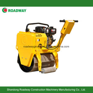 Vibration Roller Compactor with Single pictures & photos
