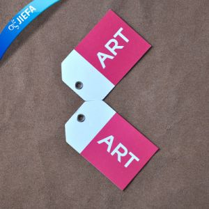 Custom Design High Quality Printing Paper Hanging Tag pictures & photos