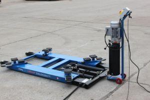 2.7t Portable Mini Auto Jacks Hydraulic Scissor Car Lift pictures & photos