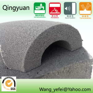 Foam Glass Tube Used for Low Temperature Insulation (1200*50)