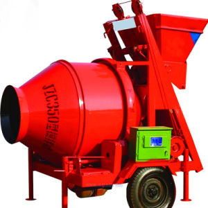 Concrete Machine for Construction Jzc350 Concrete Mixer with High Quality pictures & photos