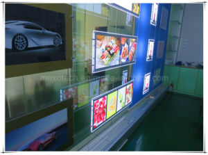 LED Backlit Super Slim Light Box for Advertisement pictures & photos