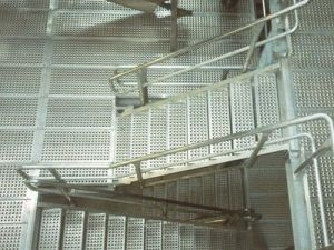 Anti Skid Perforated Metal Floor pictures & photos