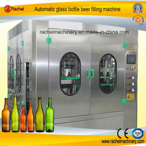Auto Small Beer Bottling Machine pictures & photos