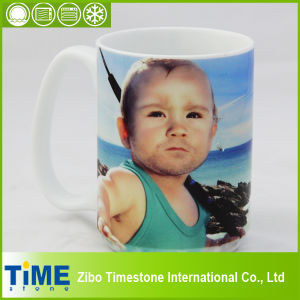 Funny Personal Photo Sublimation Mug (7108L-001) pictures & photos