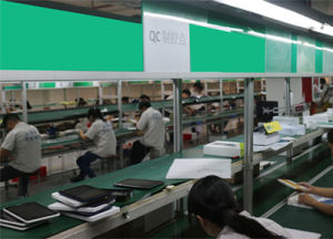 Conveyor Line-3 for Tablet PC pictures & photos