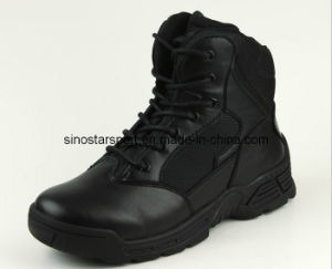 Fashionable Combat Boots New Style Military Boots (HLA02)