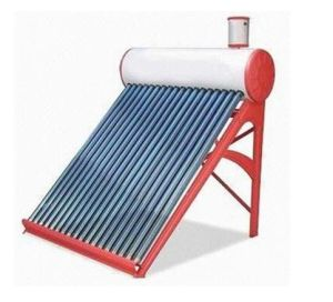 Color Plate Galvanized Steel etc Solar Geyser with CE Certificate pictures & photos