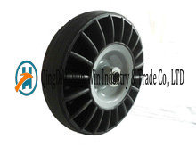 10 Inch Solid Rubber Wheels for Hand Trolley pictures & photos