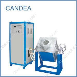 Copper Brass Melting Smelting Induction Furnace for Casting pictures & photos