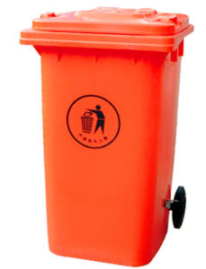 Trash Can/ Recycle Waste Bin/ Dustbin (MTS-80120A) pictures & photos