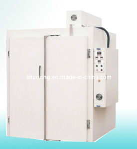 Hot Air Vacuum Drying Oven pictures & photos