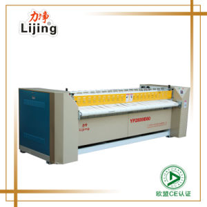 Electric /Steam Heating Twin Rolls Flatwork Ironer (YP28022) pictures & photos