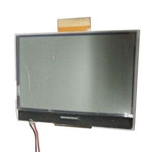 128 X 64 Dots Positive Tansflective LCD Modules with RoHS Certification (VTM88637C00)