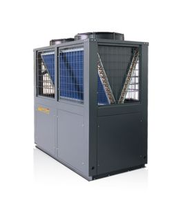 Heating Mode, Monoblock Type Evi Air Source Heat Pump in -25 Degree Ambient Temp pictures & photos