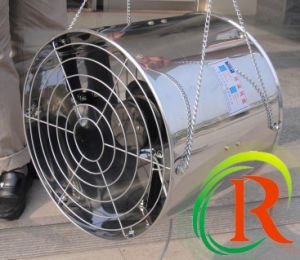 RS Series Air Circulation Exhaust Fan with Stainless Steel Frame and SGS Certification for Industry pictures & photos