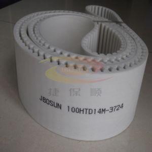 Htd PU Endless Timing Belt, PU Conveyor Belt pictures & photos
