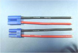 Female & Male Ec3 Plug for Extension Wire with Housing
