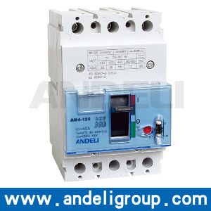 125A MCCB 3p Moulded Case Circuit Breaker (AM4) pictures & photos