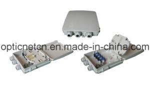 Plastic Material Outdoor Fiber Optic Distribution Box for FTTH pictures & photos