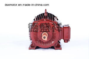 Ie3 Efficiency 1.5kw Three Phase Asynchronous Electric Motor AC Motor