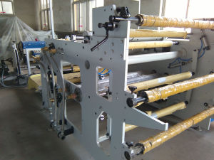 Slot Die Hot Melt Adhesive Label Paper Coating Lamination Machine pictures & photos