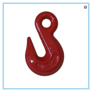 Eye Grab Hook Made of Carbon Alloy Steel Forged Part pictures & photos