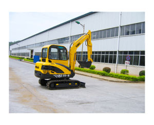 Hot Sale Hydraulic Mini Crawler Excavator Construction Machinery pictures & photos