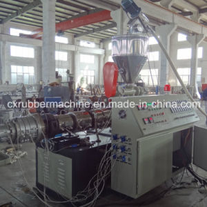 PP/PE Wire PVC Cable Material Compounding Pelletizing Line/PVC Cable Extruder Machine pictures & photos