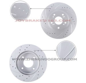 ECE, E1, ISO/Ts16949 Certificate Disc Brake for Audi pictures & photos