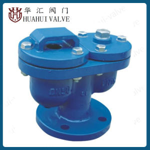 Cast Iron Double Ball Double Control Air Release Valve