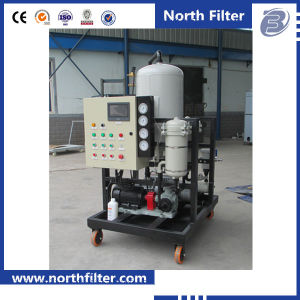 50 L/Min High Performance Vacuum Oil Filtration Machine pictures & photos