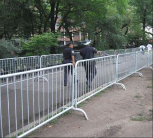 Removable Steel Barrier /Traffic Fence Barrier/Pedestrian Barrier for Events pictures & photos