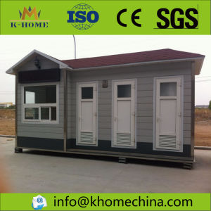 Easy Assemble Prefab House for Factory Toilet pictures & photos