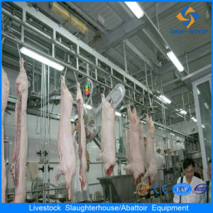 Pig Carcass Half Cutting Machine Slaughter Equipment pictures & photos