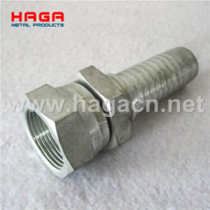 Metric Male Double Use for 60 Cone Seat or Bonded Seal Fitting (10611) pictures & photos