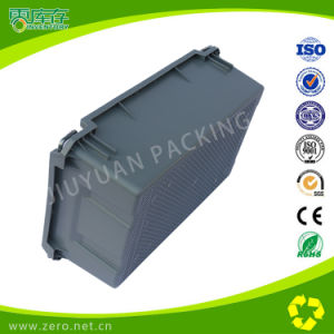 High Performance New PE Plastic Fruit Vegetable Crate Nestable Plastic Basket pictures & photos