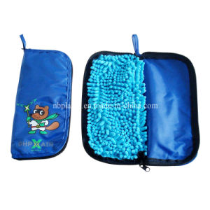 Chenille Water Absorption Umbrella Case pictures & photos