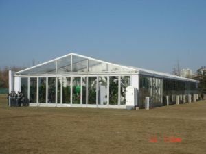 Big Transparent Tent for Green House (ML-008) pictures & photos
