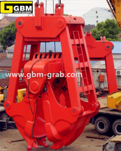 Four Rope Clamshell Mechanical Dredging Grab, Underwater Dredging pictures & photos