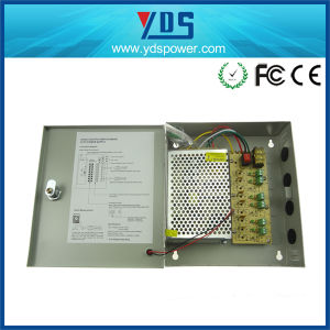 CCTV Power Supply Box 12V 5A 4CH pictures & photos