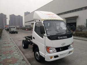 T-King 1 Ton Diesel Mini Truck, Light Truck, Cargo Truck pictures & photos