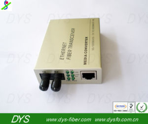 10/100base-Tx Fiber Optic Media Converter pictures & photos