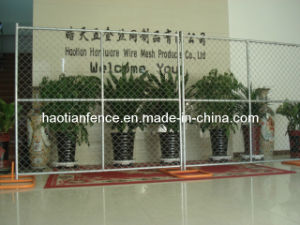 High Quality Temporary Chain Link Panel/Galvanize Fence Panel pictures & photos