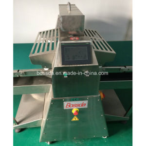 Full Automactic Dough Sheeter with Automatic Flour and Roll up Function 650z pictures & photos