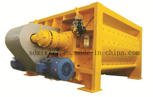 Twin Shaft Concrete Mixer (KTSA9000/6000) pictures & photos