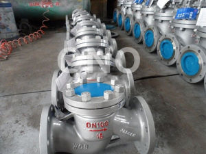 Lift Type Flange Stainless Steel Check Valve pictures & photos