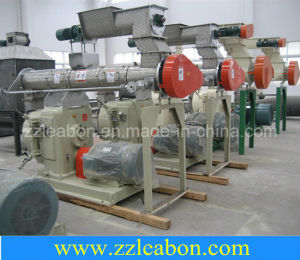 CE 5t/H Animal Feed Pelletizing Machines pictures & photos