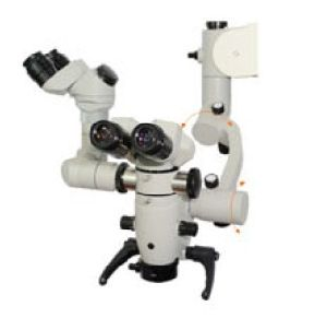 Surgical Microscope (Integrated LED Illumination) (OMS2350) pictures & photos